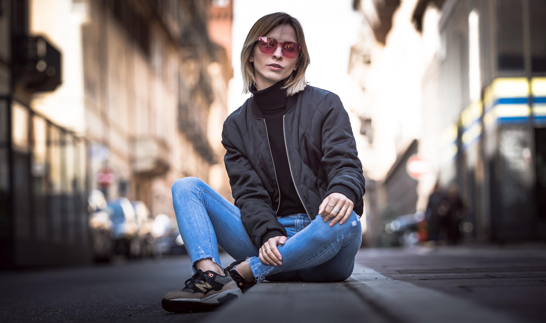 model: Gosia Kowalska