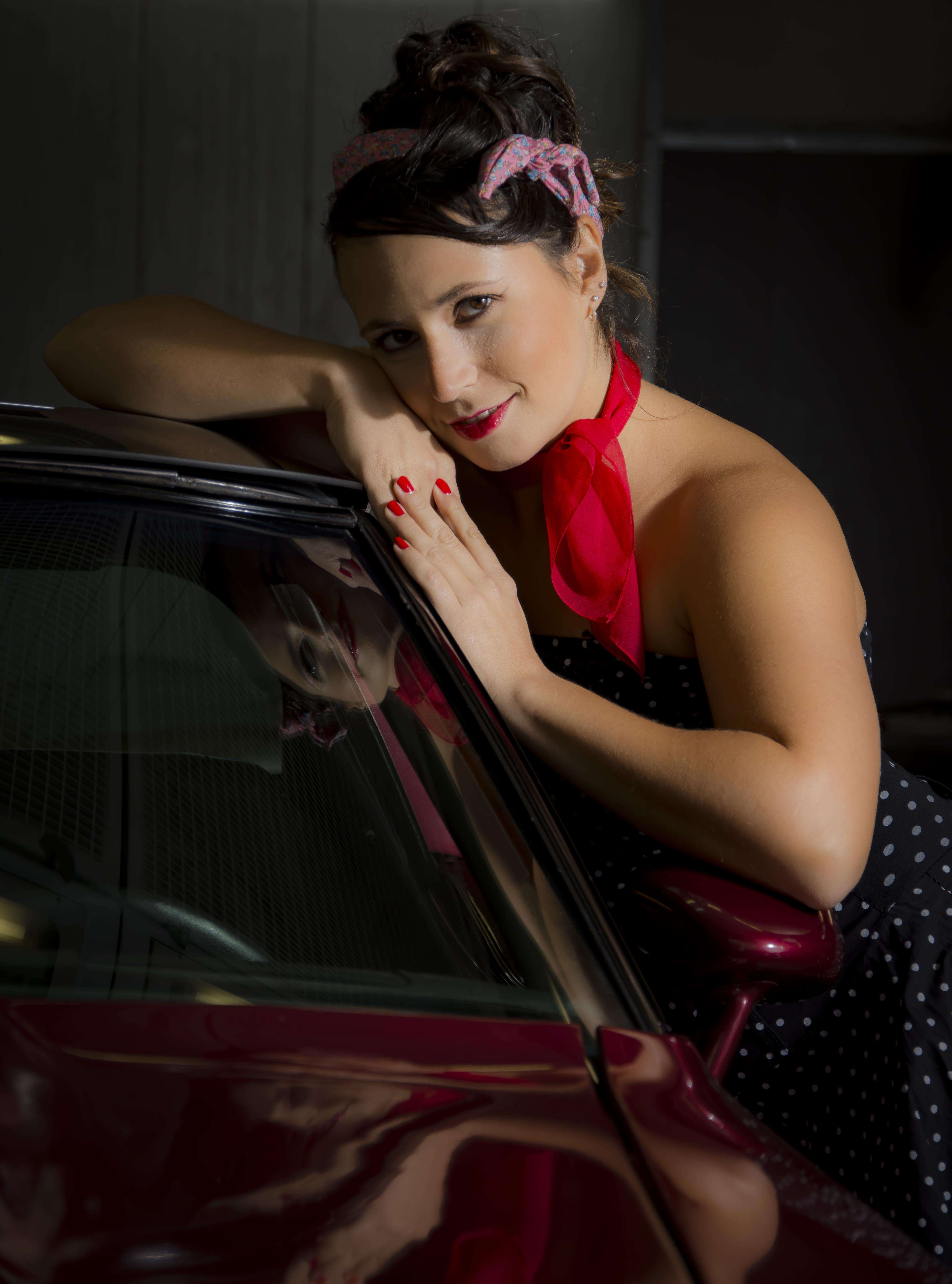 model: Serena Saccaro