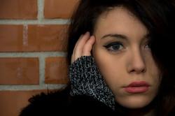 model: Carola Falco