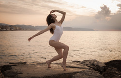 model: Celeste Fameli Mathieu