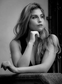 model: Elisabetta Romeo