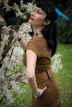 model: Valentina Lorenzoni