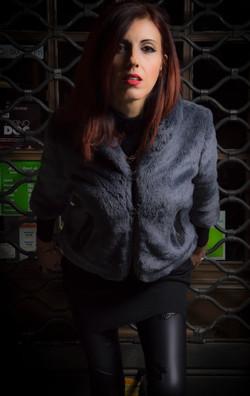 model: Barbara Mistroni