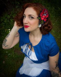 model: Linda Scotto D'aniello