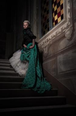 model: Barbara Alzetta