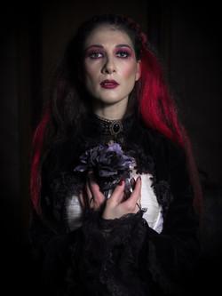 model: Mary Xandra