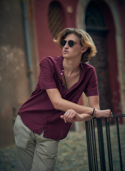 Model: Elia Abbà