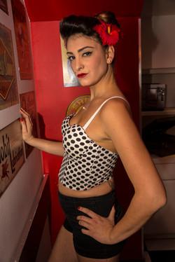 model: Valentina