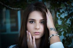 model: Sharon Nobile