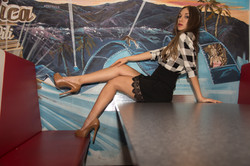 model: Anna Sprinzi