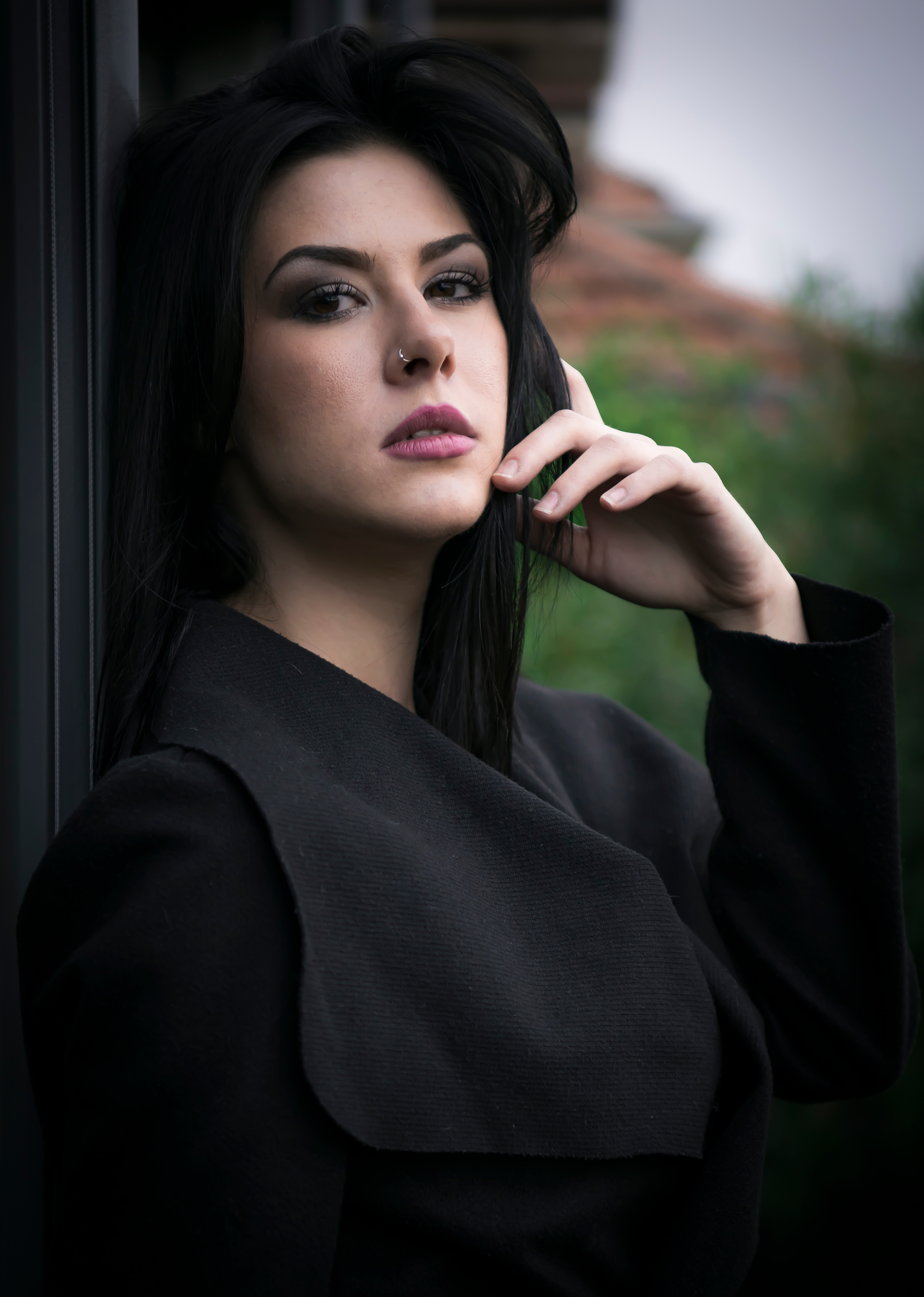 model: Valeria Lariccia