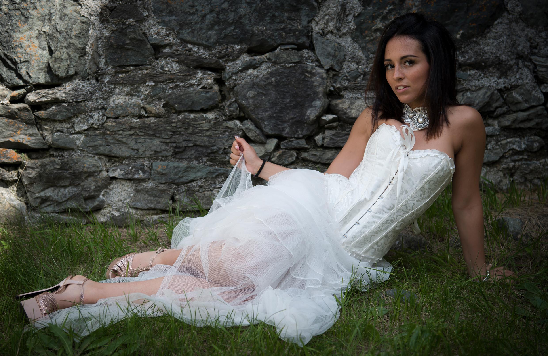 model: Stefania Baldino