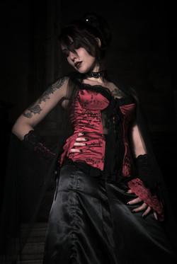 model: Angela Rapisardi
