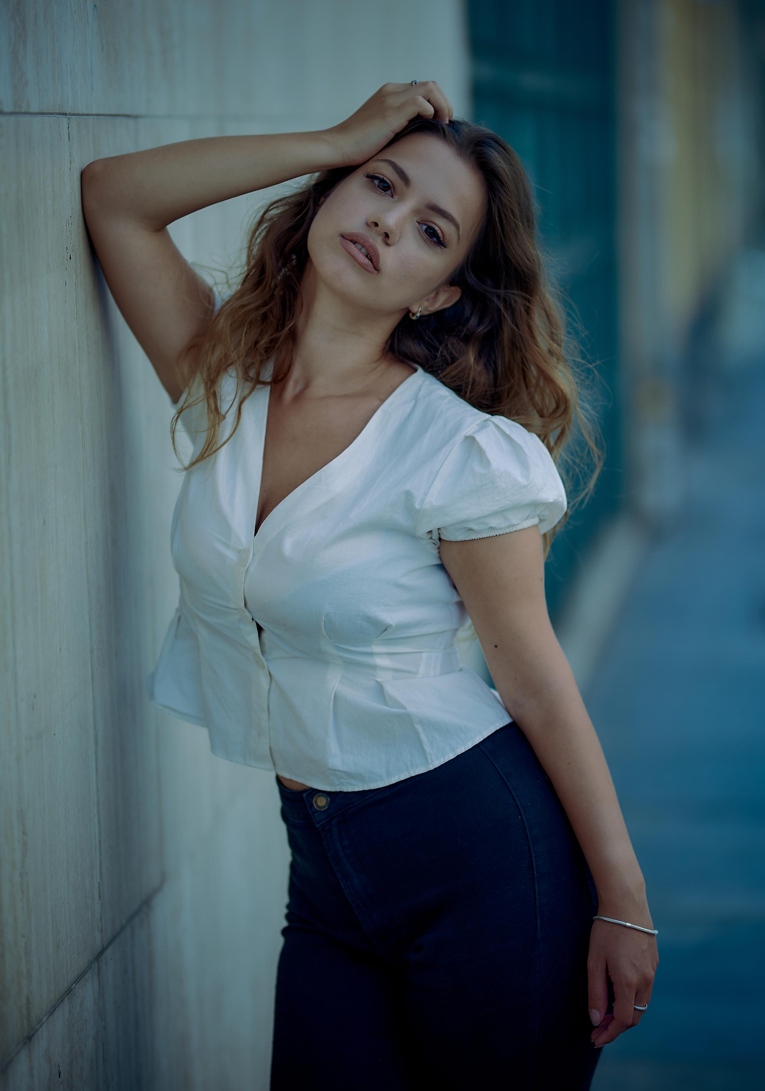 Model: Senada Gjika