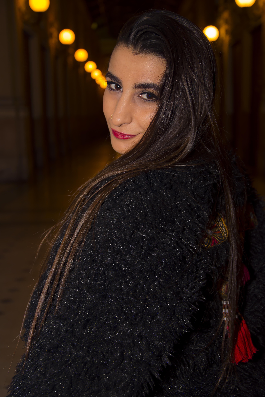model: Jah Georgia Coco