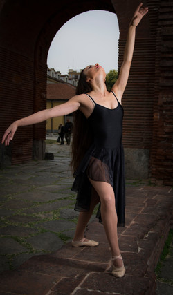 Shooting Turin Street Dance