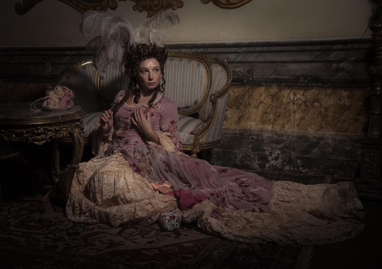 Model: Erika Grasso