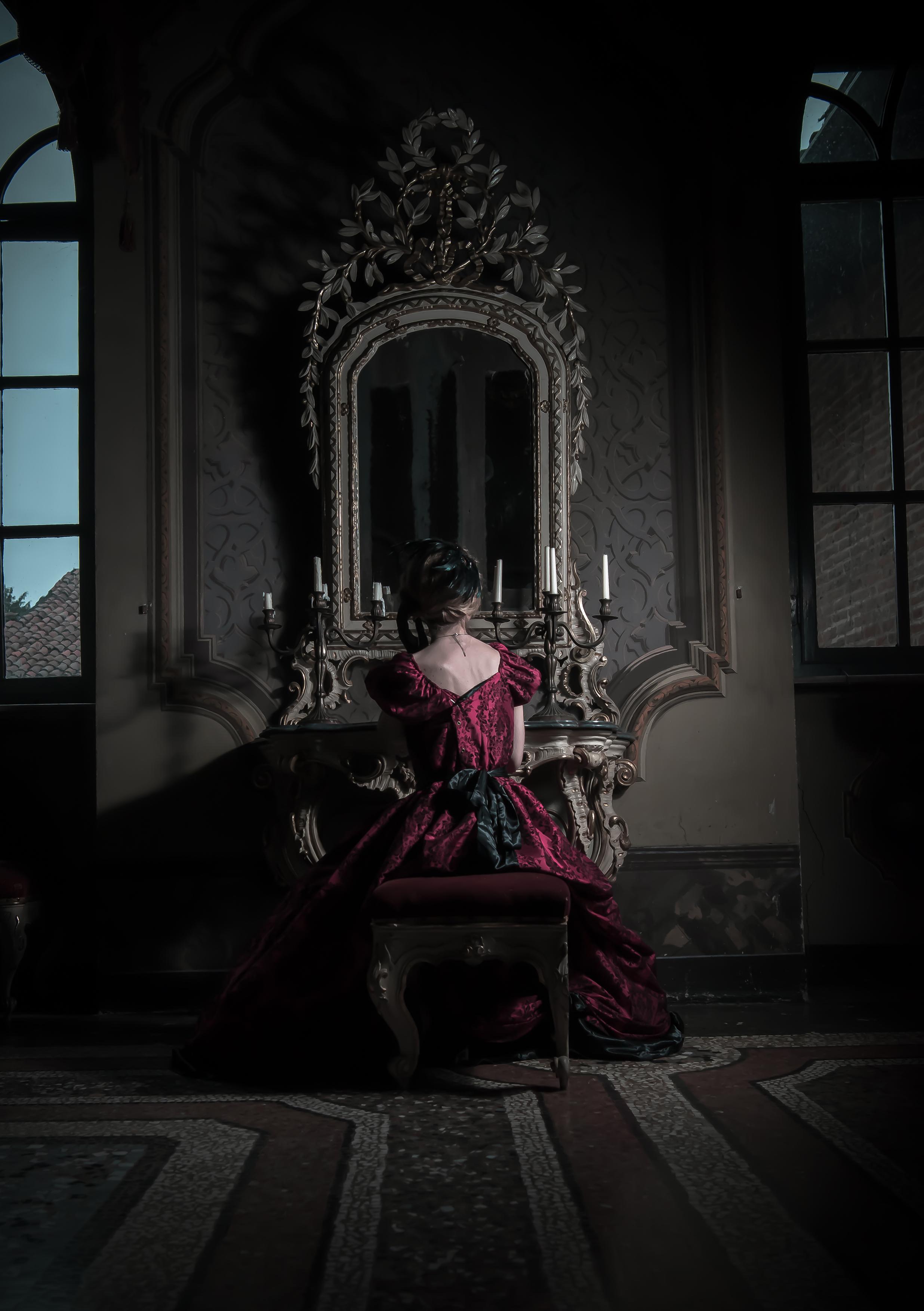 model: Cristina Abbattista