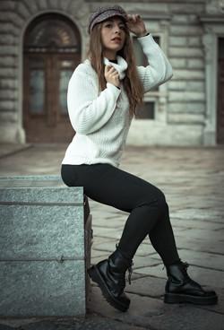 Model: Nicole Franco