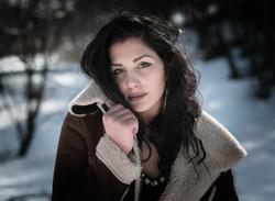model: Morena Dicuonzo