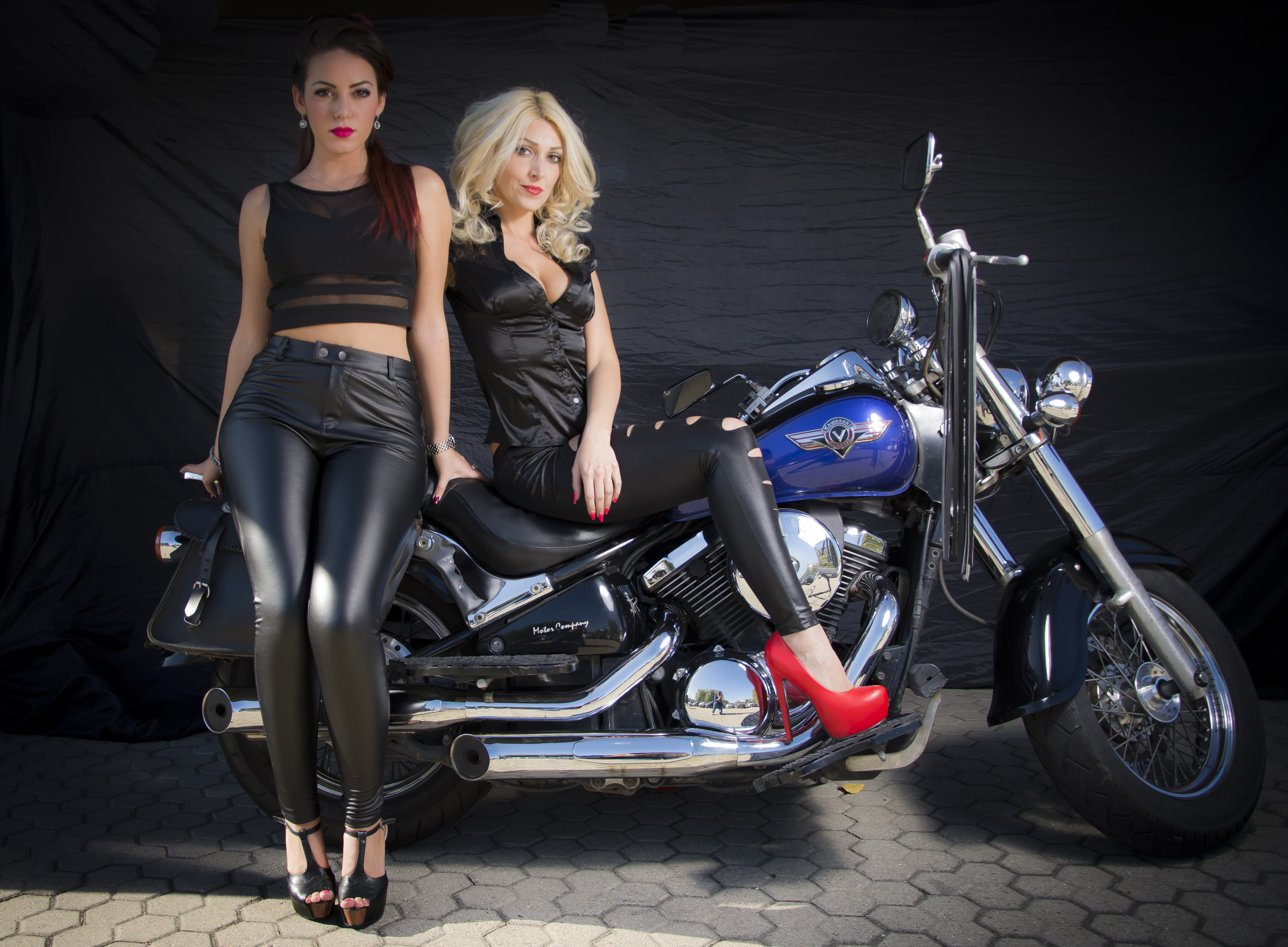Shooting Donne & Motori