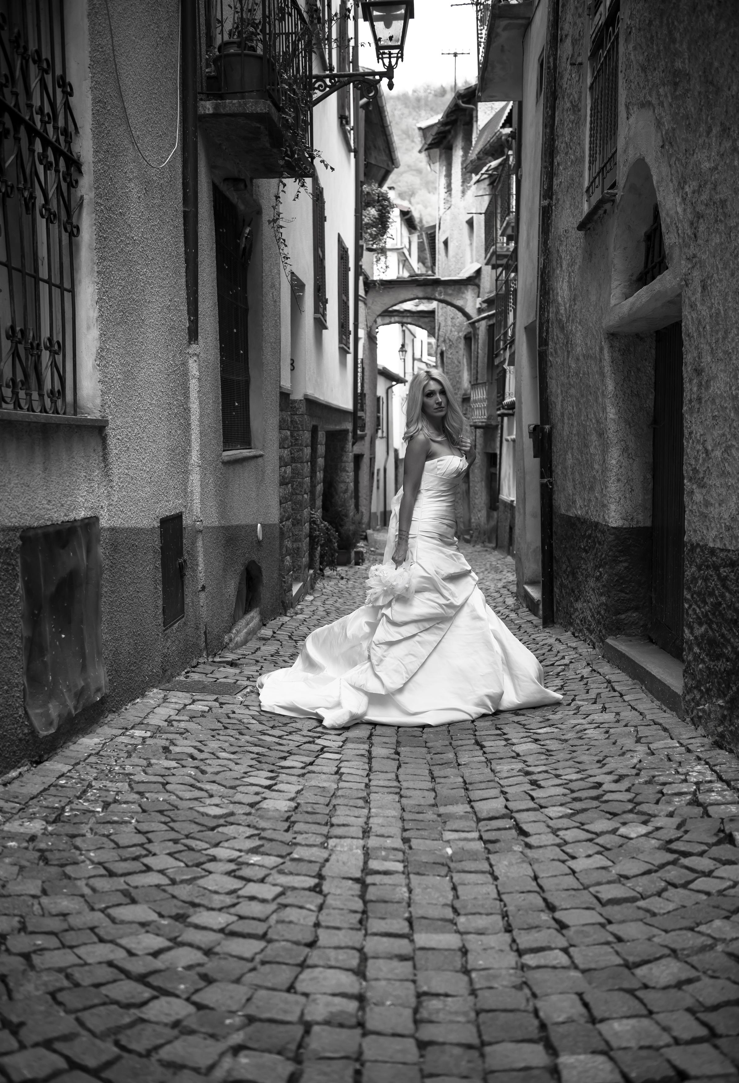 model: Marina Bertolone