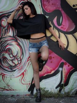 model: Chiara Pierro