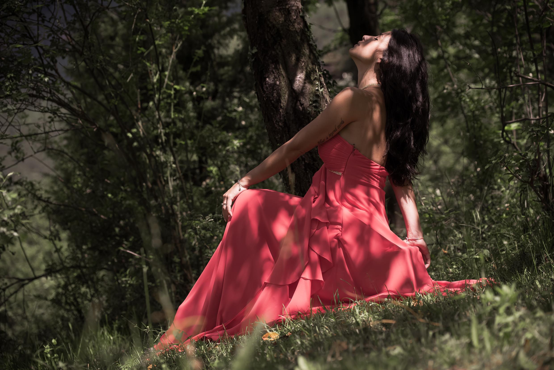 model: Samantha Ciravolo