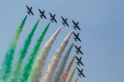 Frecce Tricolori @ AirShow Collegno