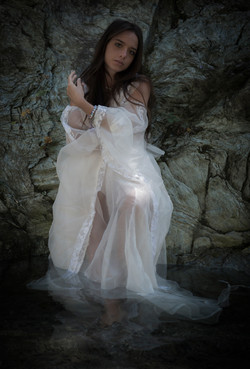 model: Simona Bertolino