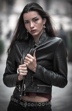 Model: Carola Bianco