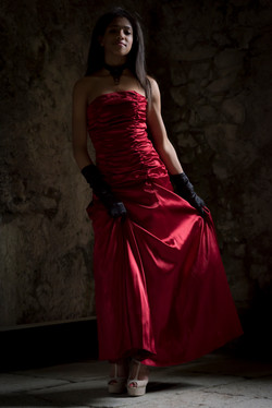 model: Gaia Romano