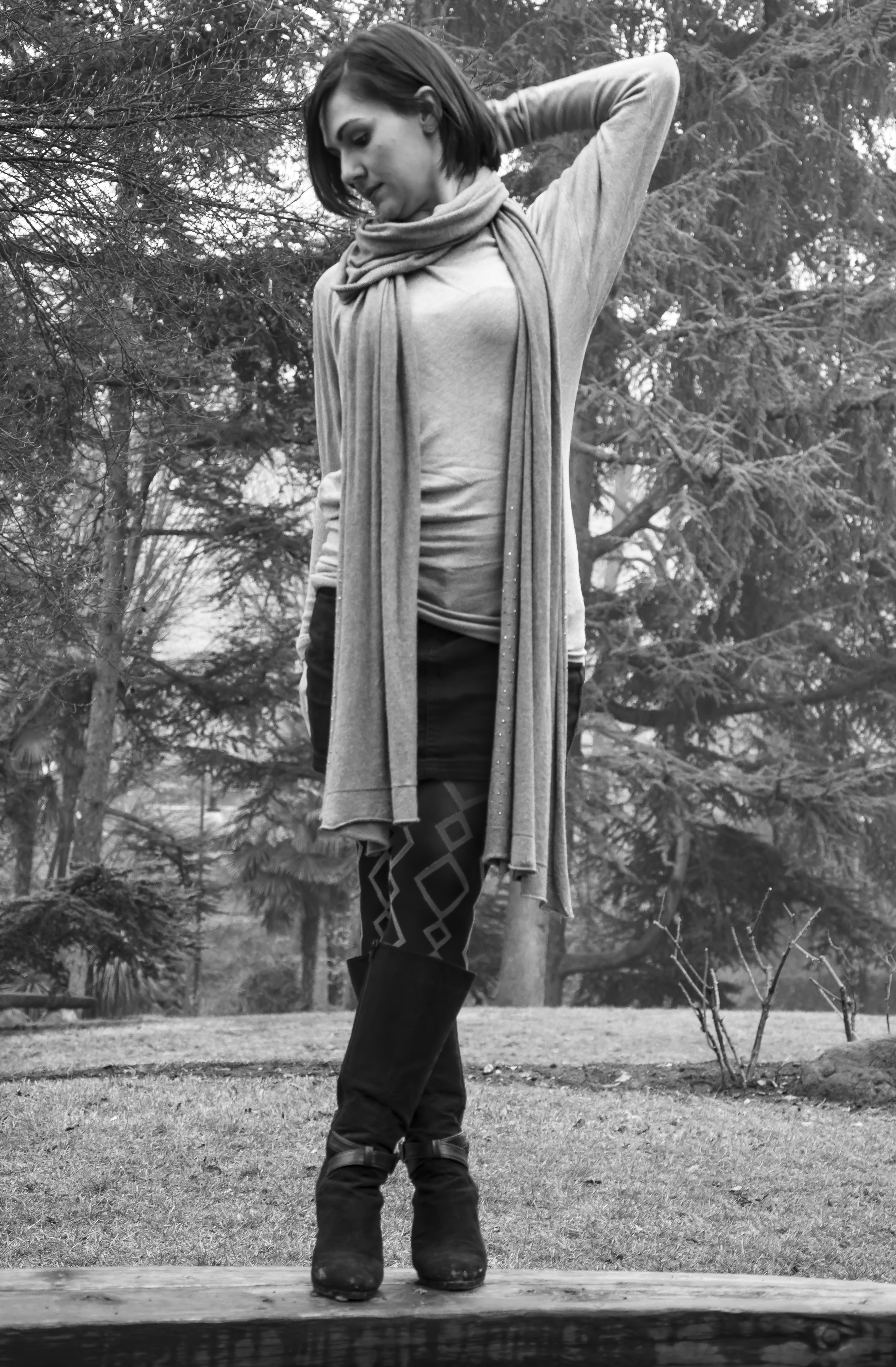 model: Debora Rostan