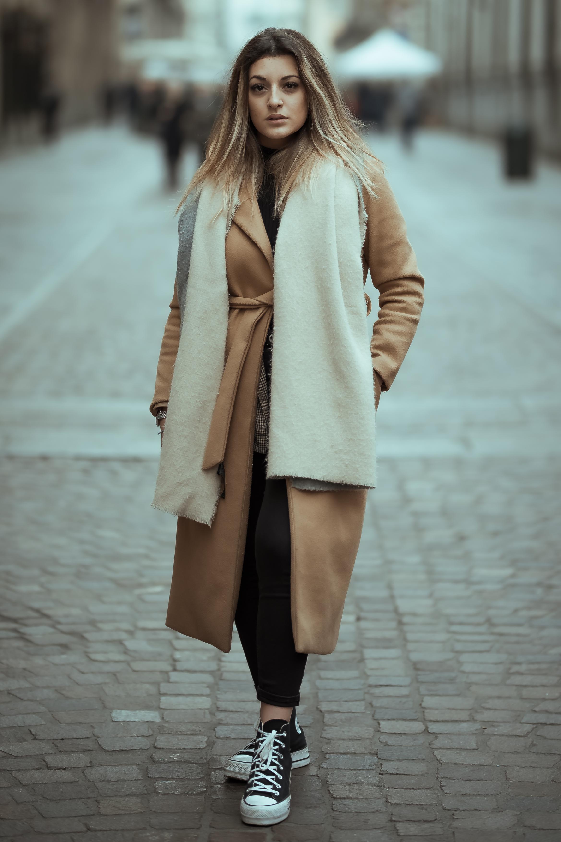 Model: Carola Treglia