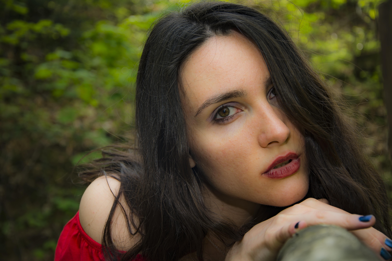 model: Ramona Volino