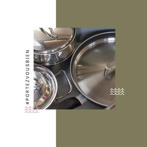 Astuces de rangement pour les couvercles de casseroles