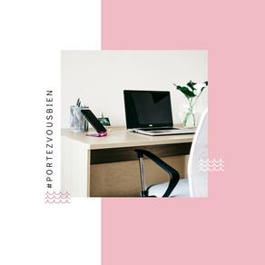 Un bureau organisé pour plus de productivité
