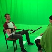 Filming The Mansplainer