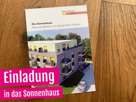 Wohnen im Alter in Wuppertal im Sonnenhaus