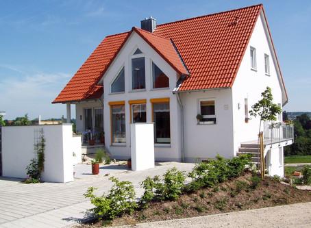 Fünf häufige Dachformen