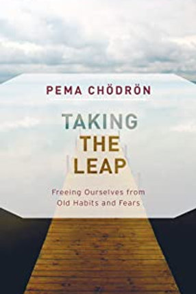 Book Group: Taking the Leap