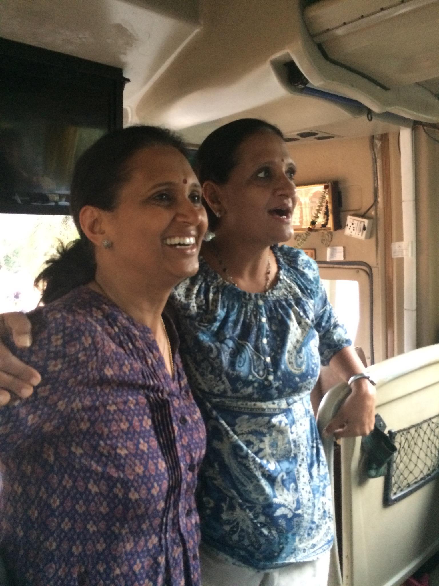 Ramaa & Usha