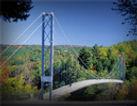 Pont suspendue