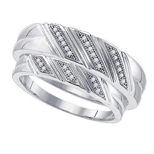 Aros Alegria 1/12 ctw aprox. 8 puntos 27 Diamantes Plata 3.73gr.