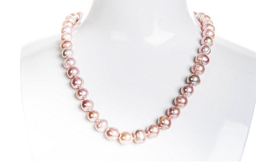 Clavel Pink Set 9-10mm