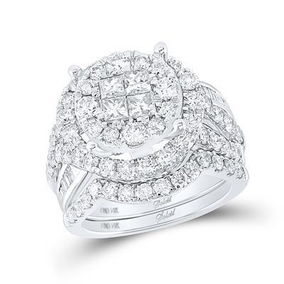 Mon Soleil Diamond Ring