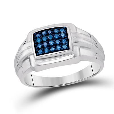 PUNO Blue Diamond Ring