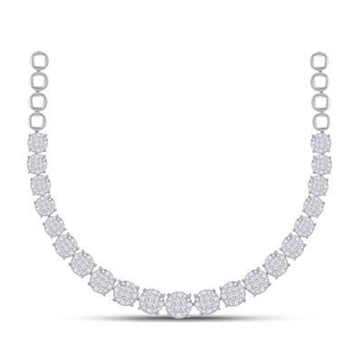Mon Soleil Diamond Necklace