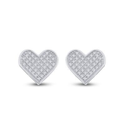 Ton Coeur Diamond Earrings