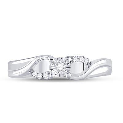 MY LOVE Diamond Ring
